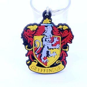 Harry Potter Gryffindor Hogwarts Soft Keychain